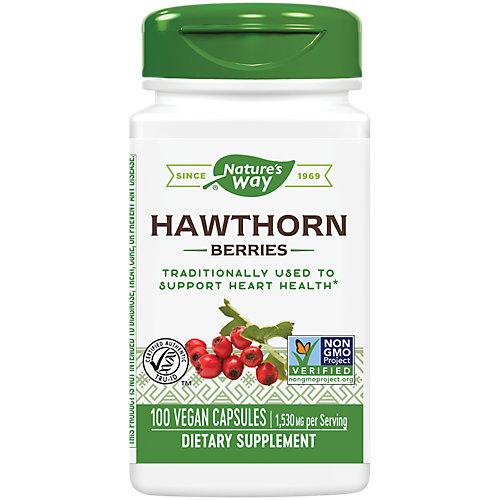 Hawthorn Berries Nature S Way