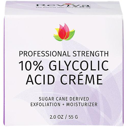 10 Glycolic Acid Night Creme 1.5 Ounces Cream