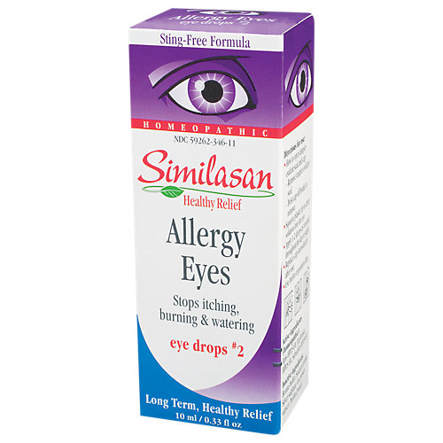 Eye Drops Allergy Eye Relief