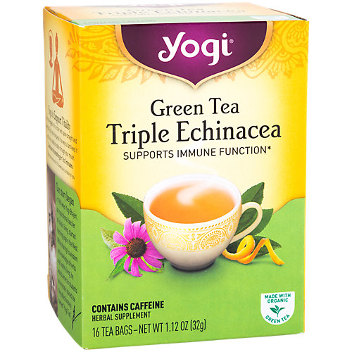 Green Tea Triple Echinacea