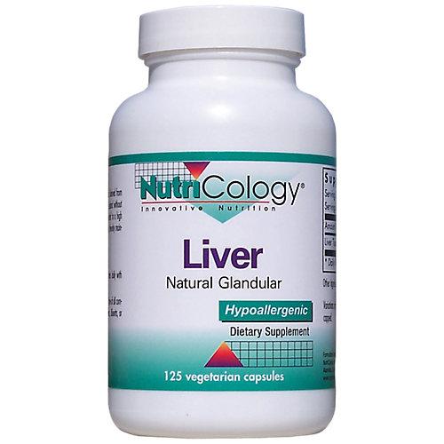 Liver Natural Glandular