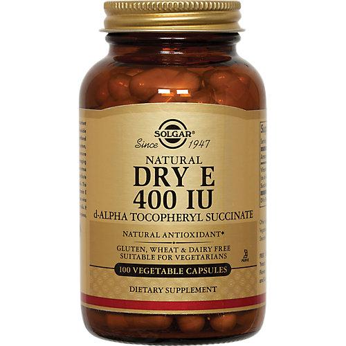 Vitamin E Dry