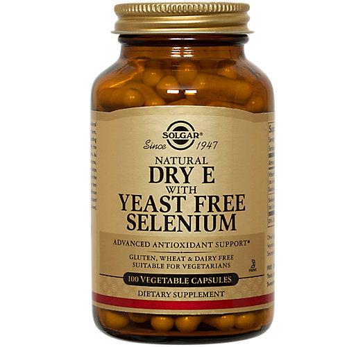 Vitamin E With Yeast Free Selenium