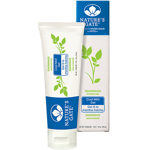 Gel Natural Toothpaste