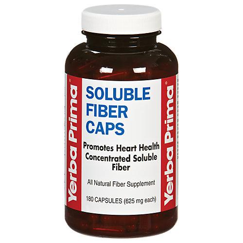Soluble Fiber Caps