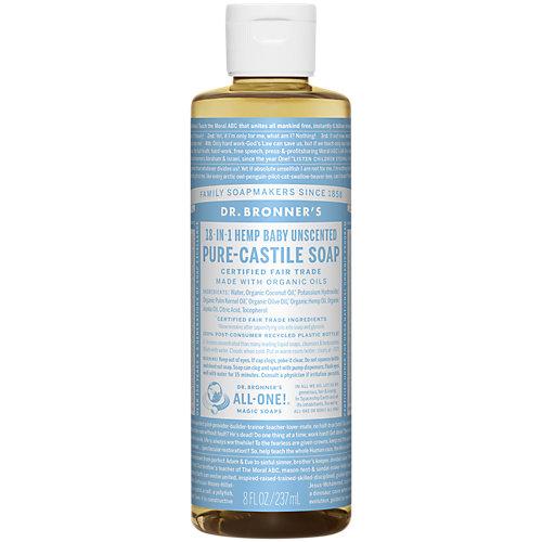 Organic Baby Mild Pure Castile Soap