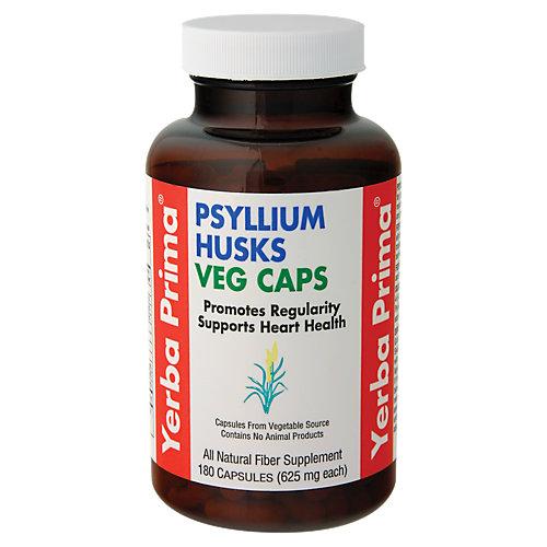 Psyllium Husks Veg Caps