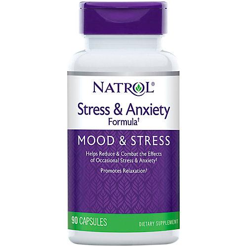 Saf (Stress Anxiety Formula)