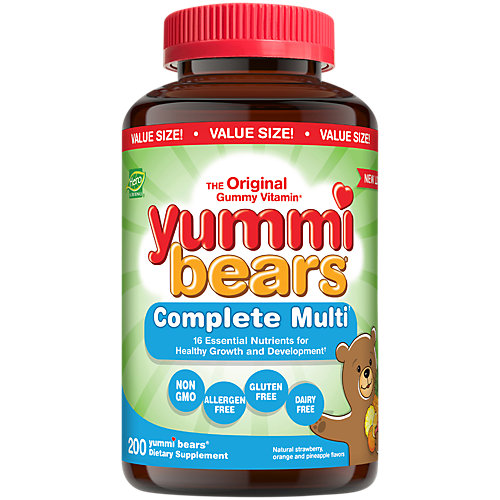 Yummi Bears Multi Vitamin Mineral