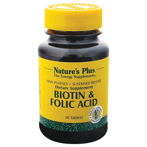 Biotin Folic Acid