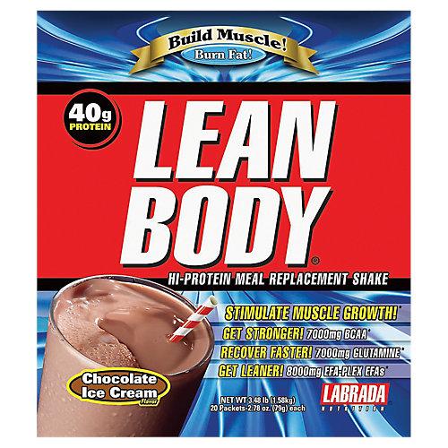 Lean Body Shake