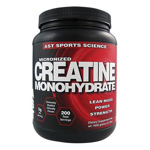 Micronized Creatine Monohydrate