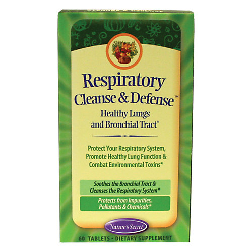 Ultimate Respiratory Cleanse