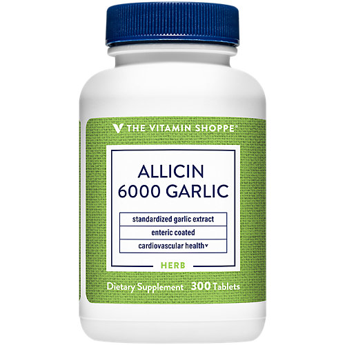 Allicin 6000 Garlic