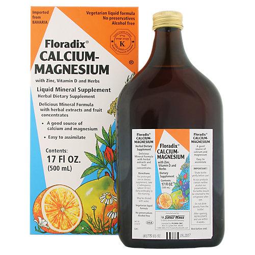 Floradix Calcium Magnesium with Zinc D