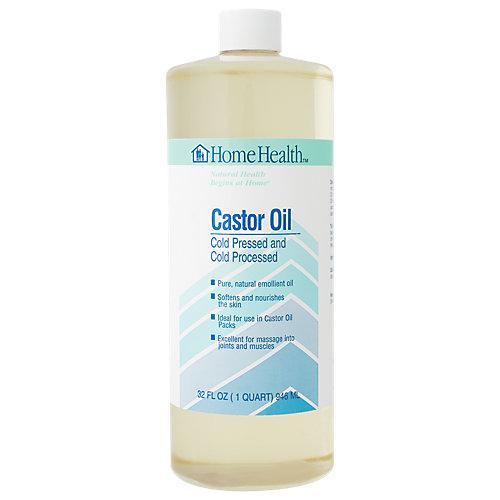 Castor Oil Cold
