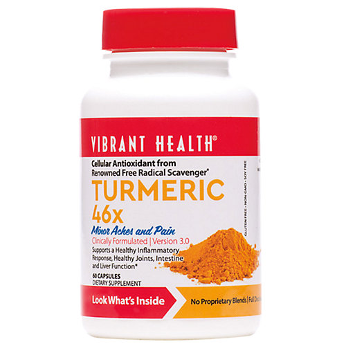 Maximized Turmeric 46X