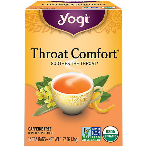 Throat Comfort Tea
