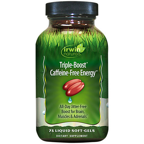 Triple Boost Caffeine Free Energy