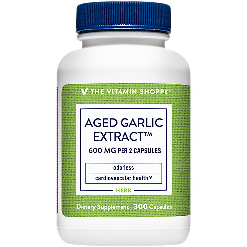 Aged Garlic Extract