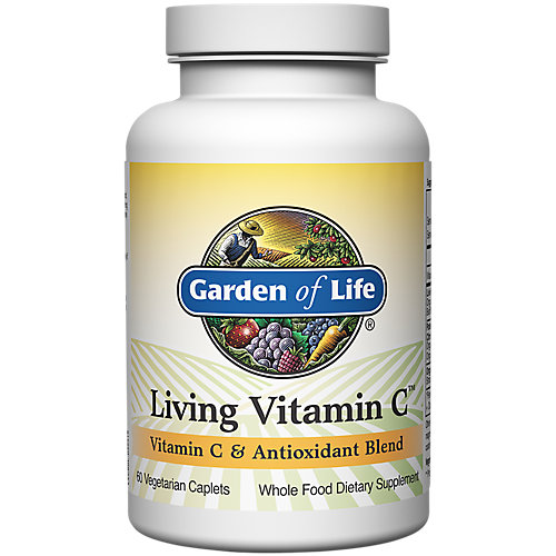 Garden Of Life Non Gmo Vitamin C Supplement Living Vitamin And Antioxidant Whole Food