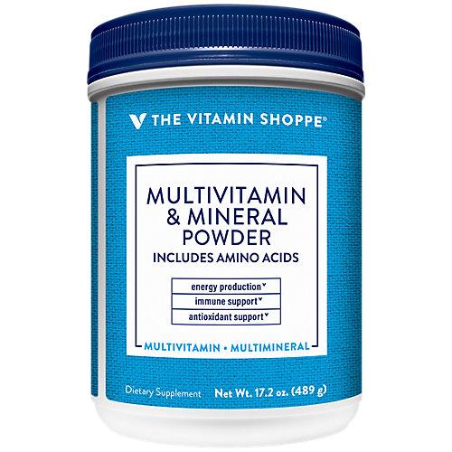 Multivitamin Mineral Powder