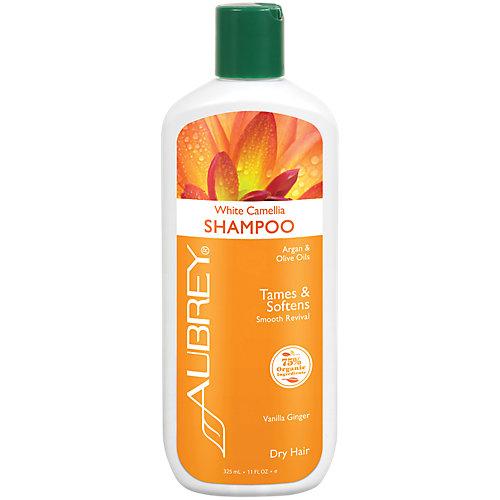Shampoo White Camellia With Argan Olive Oils