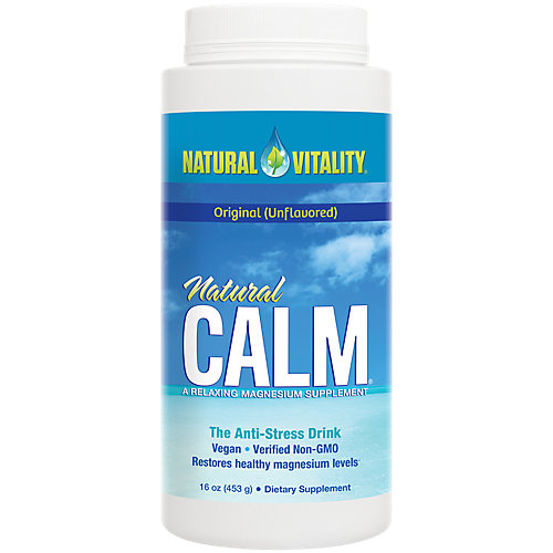 Natural Calm Magnesium is the Best Magnesium for Anxiety