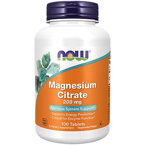 Magnesium chelate vs magnesium citrate
