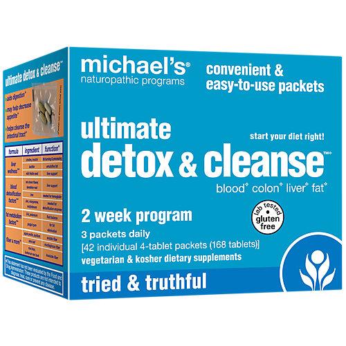 Two week cleanse detox