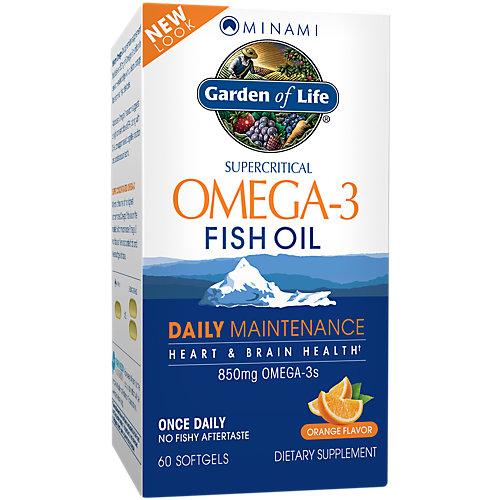 Supercritical Omega3 Fish Oil