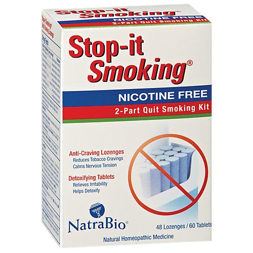 Stop It Smoking Kit
