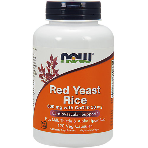 Red Yeast Rice And Coq10
