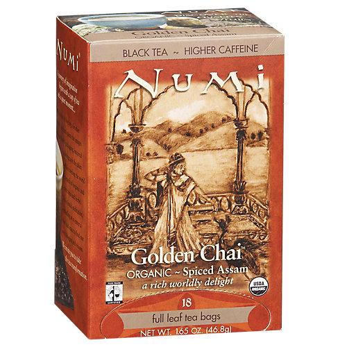 Golden Chai Spice Assam Organi
