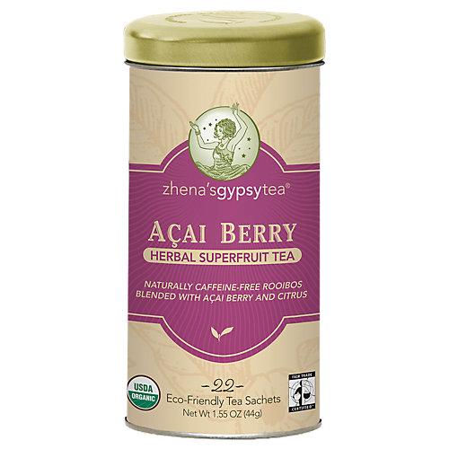 Organic Acai Berry Tea