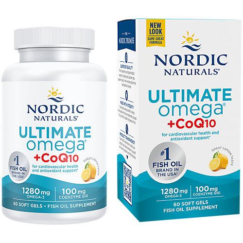 Ultimate Omega + CoQ10