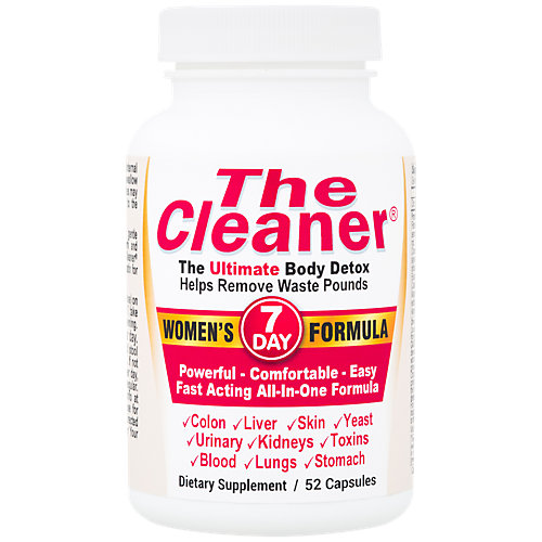 The Cleaner 7 Day Women