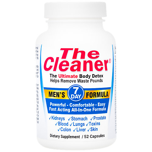 The Cleaner 7 Day Men