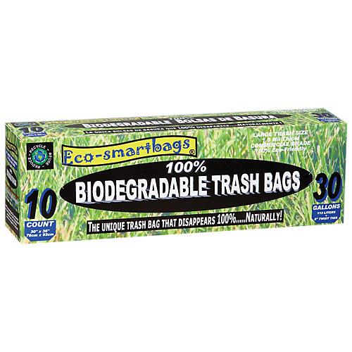 Eco Smartbags 30 Gallon Trash Bags
