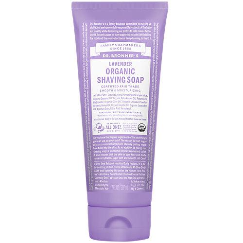 Organic Shave Gel
