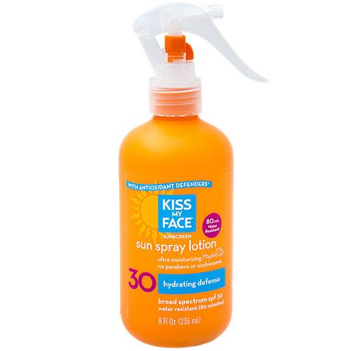Sun Spray Lotion Spf 30