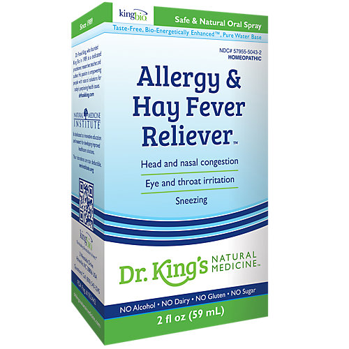 Allergy Hay Fever Reliever