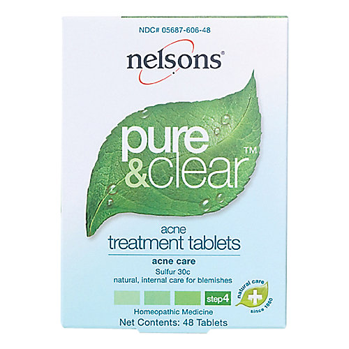 Pure Clear Acne Tablets