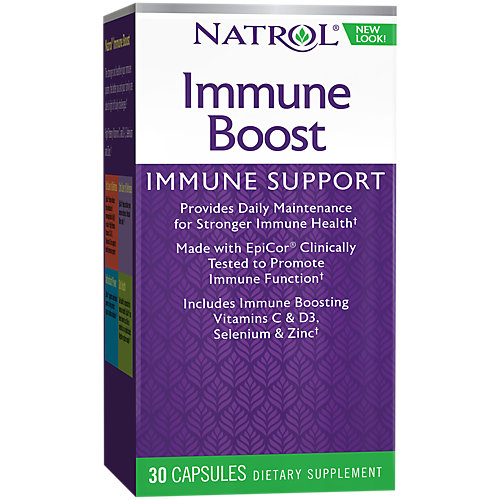 Immune Boost With Epicor