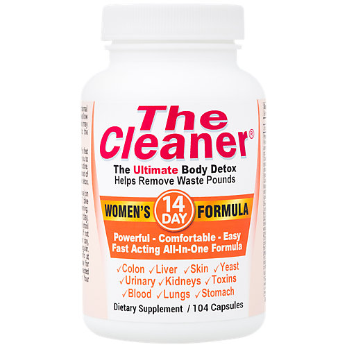 The Cleaner 14 Day Women
