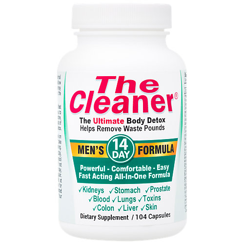 The Cleaner 14 Day Men