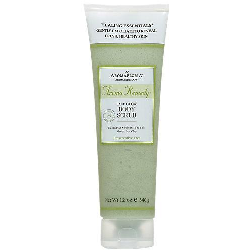 Aroma Remedy Salt Glow Body Scrub