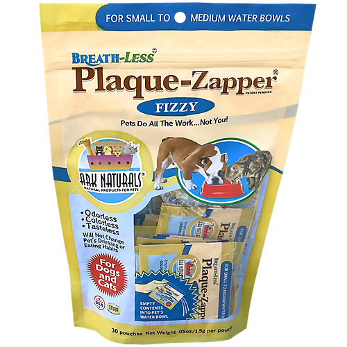 Fizzy Plaque Zapper For Small To Medium Pets