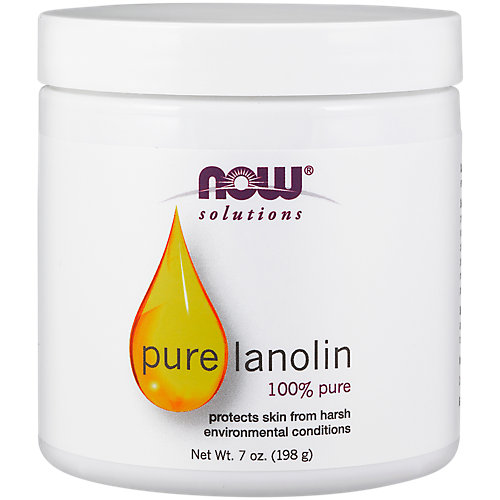 Pure Lanolin 7 Ounces Solid