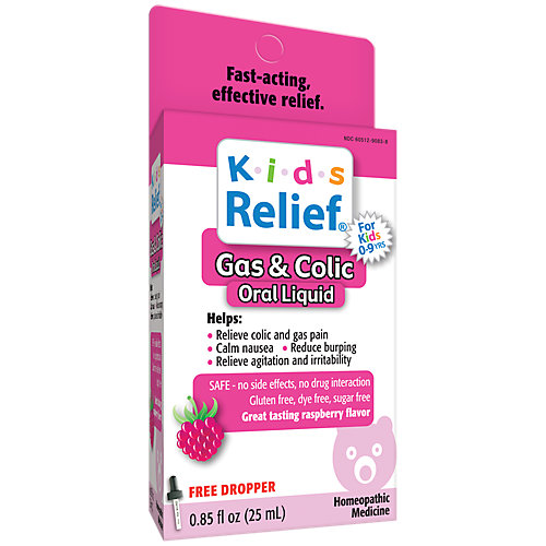 Kids Colic Relief
